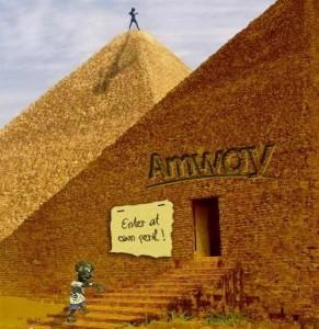 Amway Pyramid