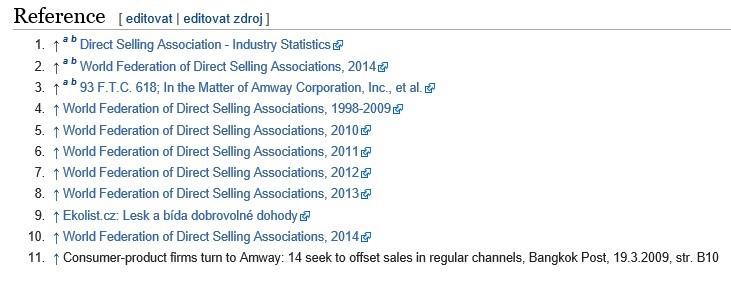amway wikipedie